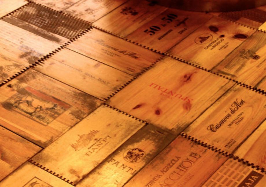 Ξύλινα κουτιά κρασιών