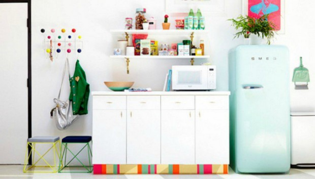 Ανανεώστε την Κουζίνα σας Αλλάζοντας Μόνο ένα Πράγμα!