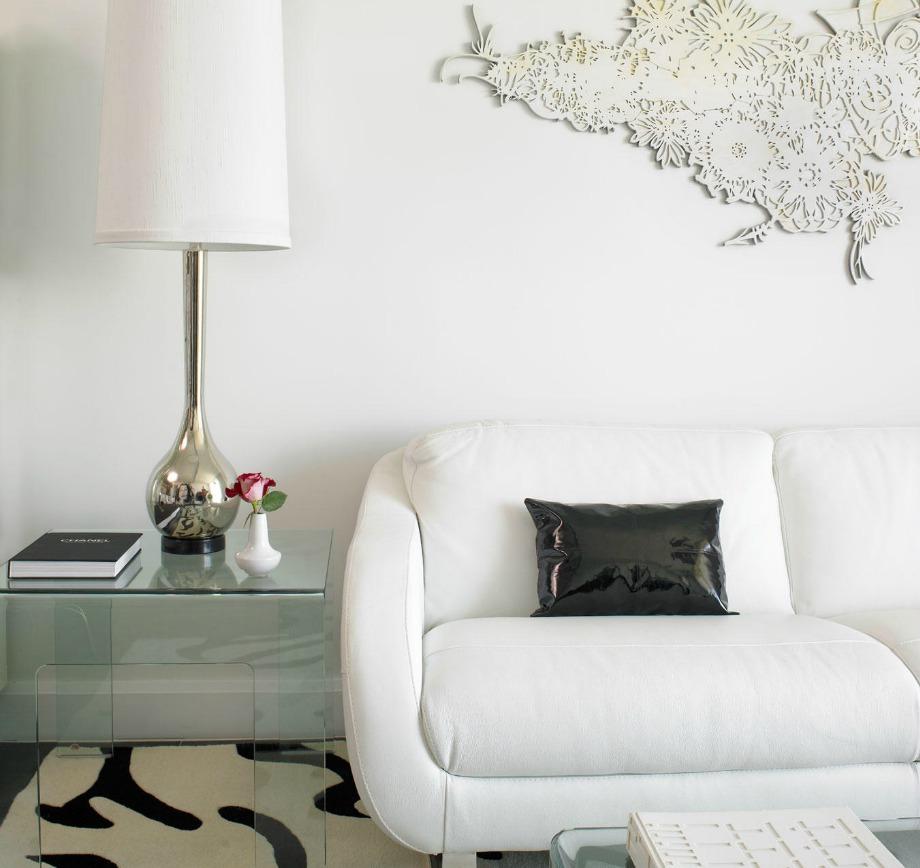 Προτιμήστε να βγάλετε συγκεκριμένα σημεία του σπιτιού και όχι ολόκληρα τα δωμάτια