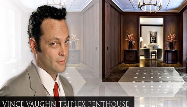 Δείτε το Απίθανο Εργένικο Σπίτι του Vince Vaughn