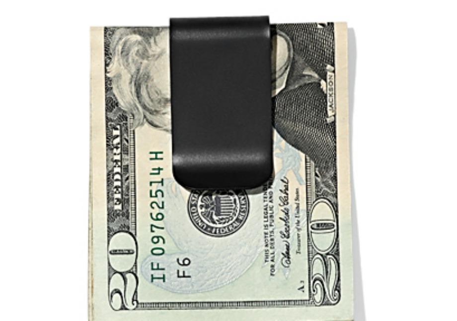 Ένα κλιπάκι θα σας κρατάει ενωμένα τα χαρτονομίσματα και δε θα κινδυνεύετε να τα χάσετε εύκολα