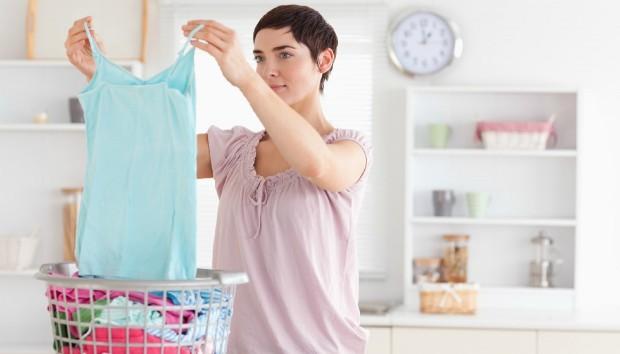 «Πώς μπορώ να φτιάξω φυσικό απορρυπαντικό πλυντηρίου;»