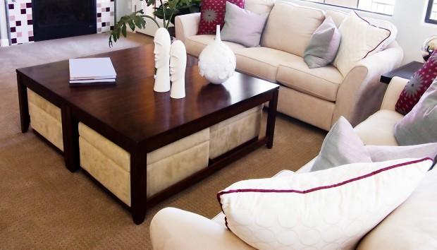 Μυστικά Αποθήκευσης: Εκμεταλλευτείτε Σωστά το Coffee Table