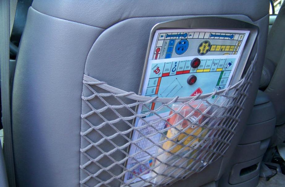 Φτιάξτε παιχνίδια για τα παιδάκια σας για να παίζουν στα ταξίδια με το αυτοκίνητο