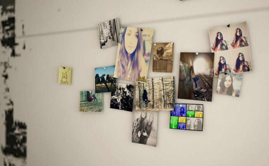 Αφήστε το παιδί σας να δημιουργήσει δικά του DIY projects ή να κολλήσει ό,τι θέλει στους τοίχους του δωματίου του