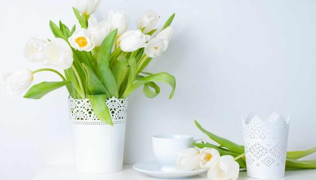 7 Τρόποι για να Φτιάξετε με τα Λουλούδια σας Επαγγελματικές Συνθέσεις με το Τίποτε!