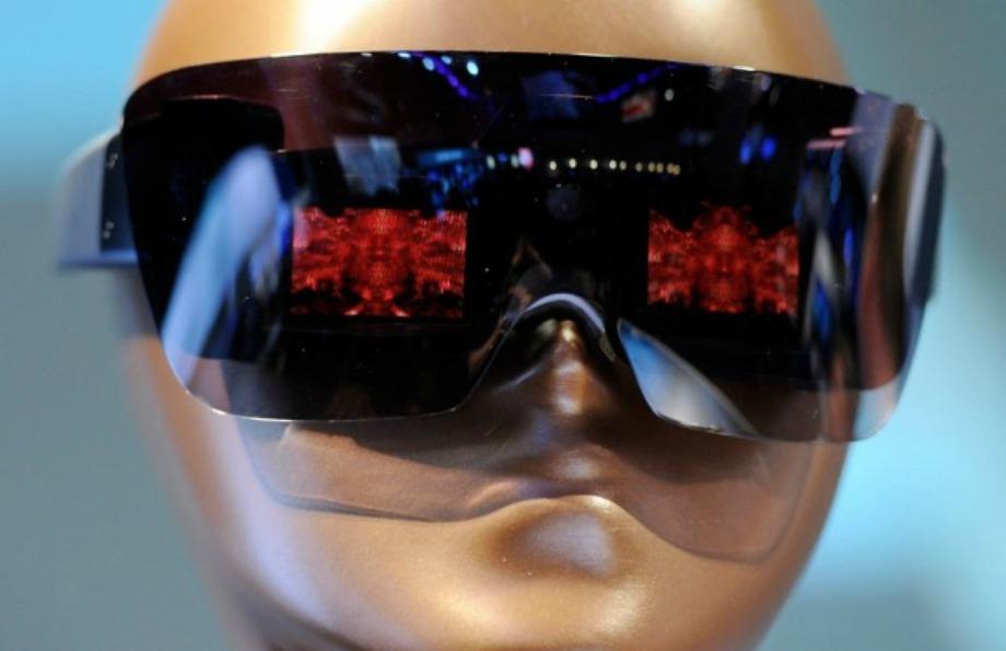 Τα καινοτόμα γυαλιά της Lady Gaga