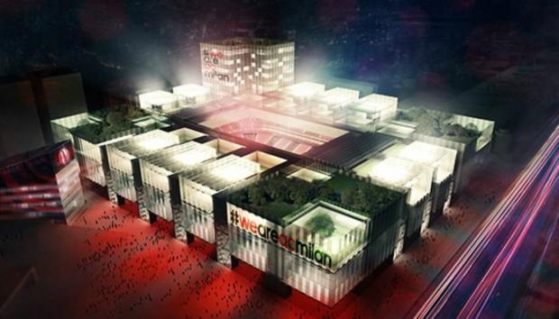 Ετοιμάζεται το Απίστευτο Νέο Γήπεδο της Μίλαν