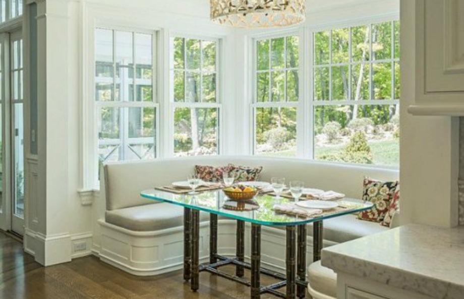 Στα σπίτια με όμορφη θέα επιβάλλεται η μη χρήση κουρτινών