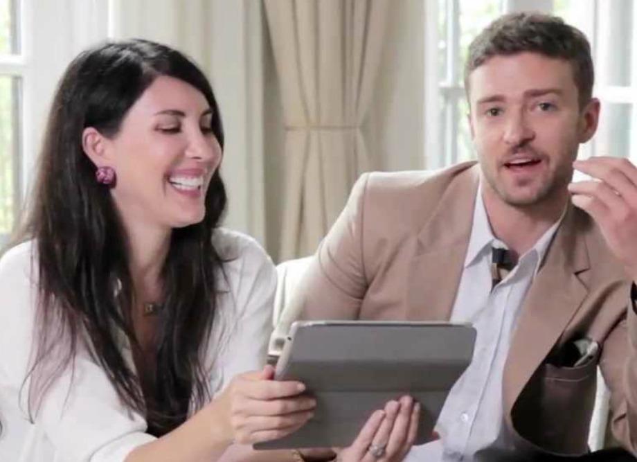 Ο Justin και η Estee προτείνουν να μην χρησιμοποιείτε μόνο βαμβακερές πετσέτες και να