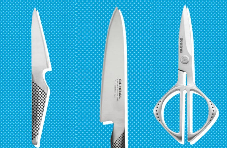 Μειώστε τα μαχαίρια και τα πιρούνια σας κρατόντας μόνο τα απαραίτητα