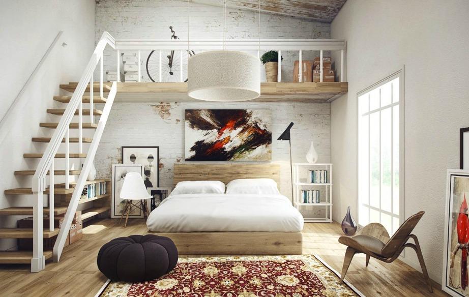 Φτιάξτε διάφορες γωνιές στο δωμάτιό σας με βάση τα πράγματα που σας αρέσουν να κάνετε