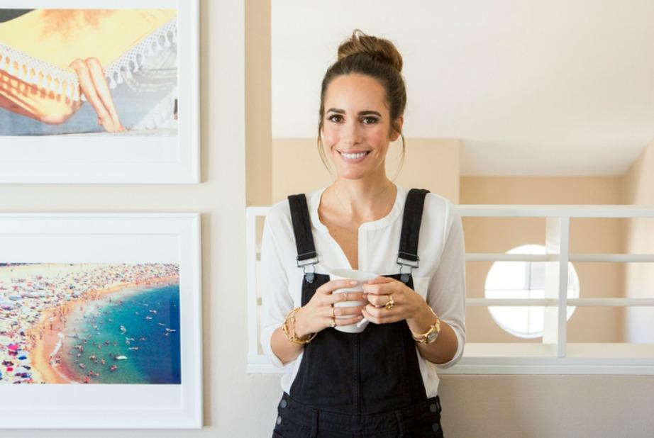 Η Louise Roe είναι μια από τις πιο πετυχημένες fashion editors και παρουσιάστριες της Αμερικής και της Αγγλίας