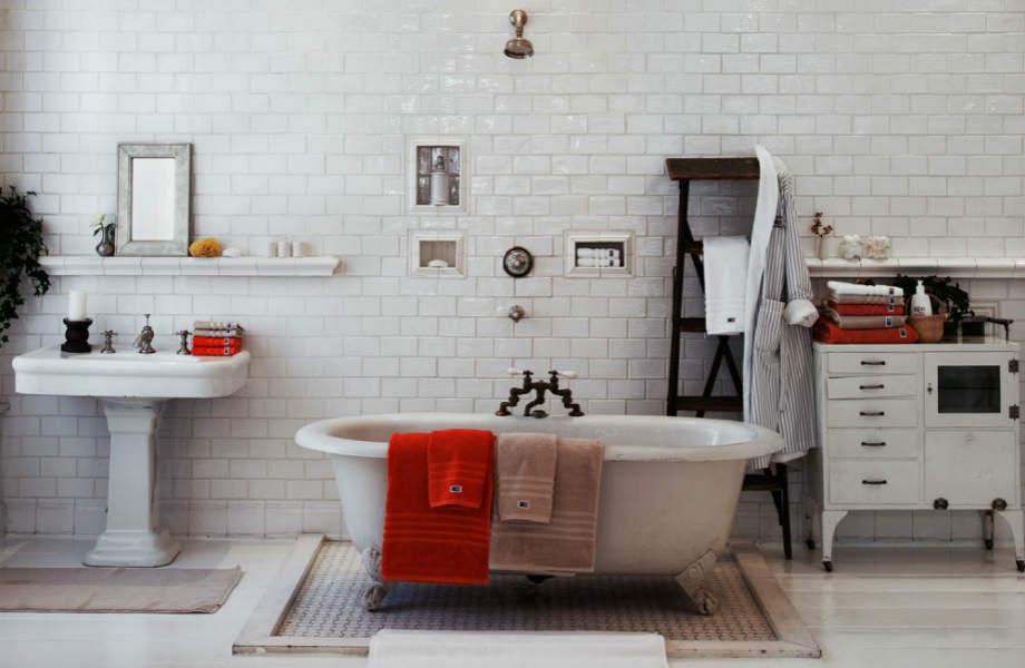 Μπορεί να βρίσκεται στο μπάνιο σας, αλλά το χαλάκι σας πρέπει να είναι πάντα στεγνό!