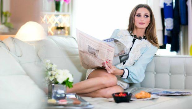 4 Συμβουλές Διακόσμησης από τη Διασημότερη Fashionista, Olivia Palermo!