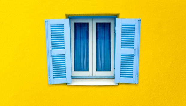 Το Εξωτερικό Χρώμα Αυτών των Σπιτιών θα σας Φτιάξει τη Διάθεση