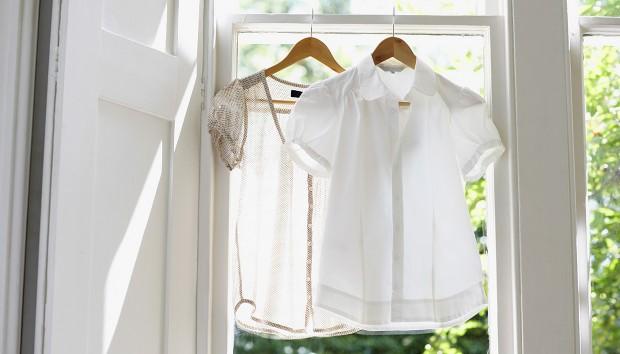 Πώς να Εξαφανίσετε τη Σκουριά από τα Αγαπημένα σας Ρούχα