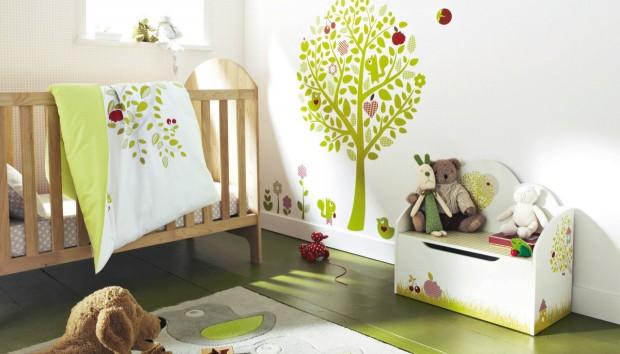 Βρεφικό Δωμάτιο: 8 Οικονομικές Ιδέες Διακόσμησης