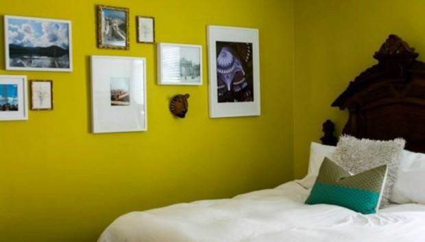 Δείτε πώς Ταιριάζουν 7 Ανοιξιάτικα Χρώματα σε Πραγματικά Σπίτια!