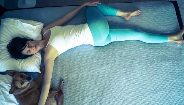3 στάσεις yoga για καλύτερο ύπνο