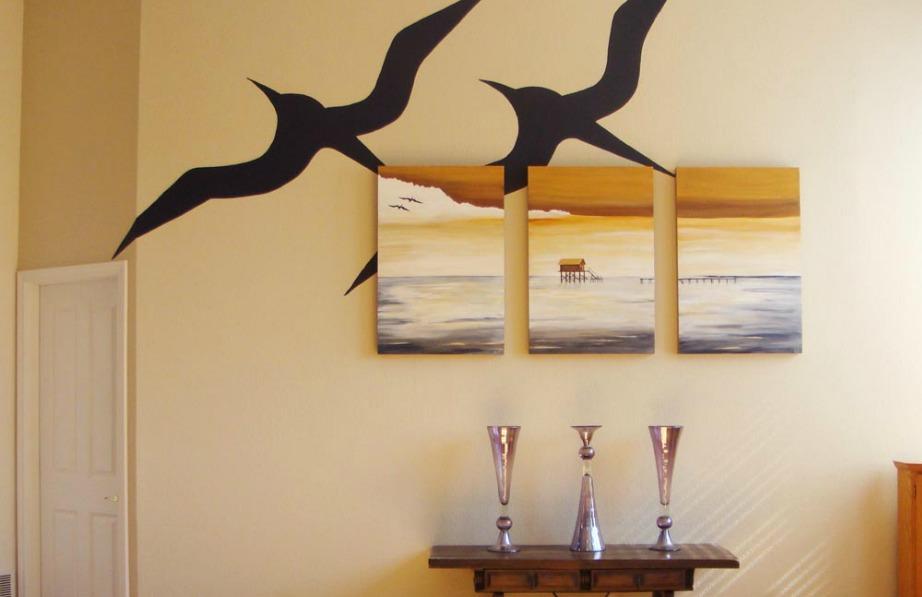 Η τέχνη υπάρχει για να εμπνέει και να εξάπτει τη φαντασία μας.
