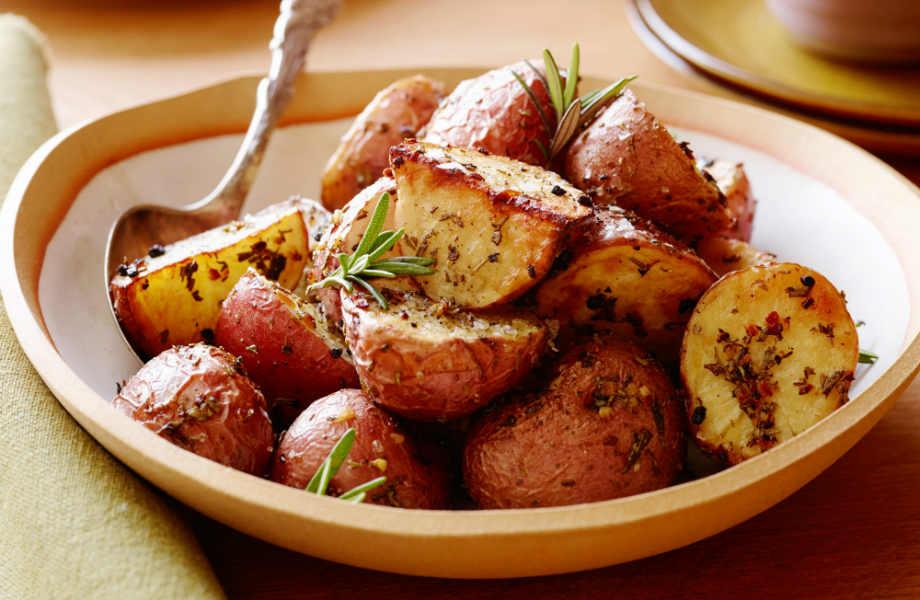Απενοχοποίηση τώρα: οι πατάτες σας βοηθούν να αντιμετωπίσετε τον πονοκέφαλο.