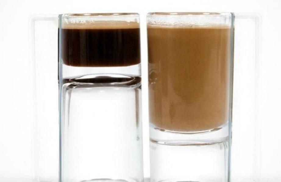 Αυτά τα ποτήρια είναι κατάλληλα για φρέντο εσπρέσο και καπουτσίνο καφέ