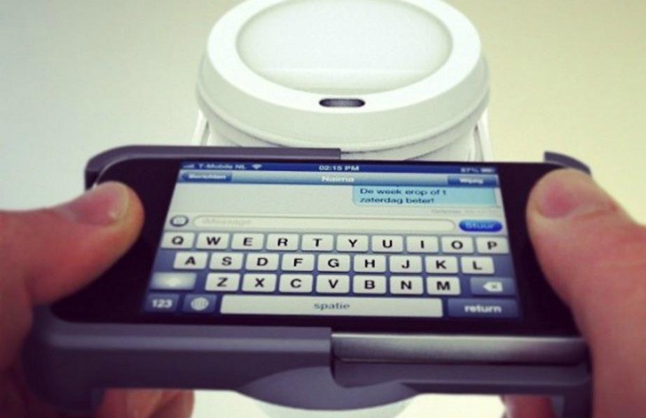 Αν είστε λάτρεις του καφέ αλλά και της τεχνολογίας γιατί να μην αποκτήσετε ένα gadget 2 σε 1;
