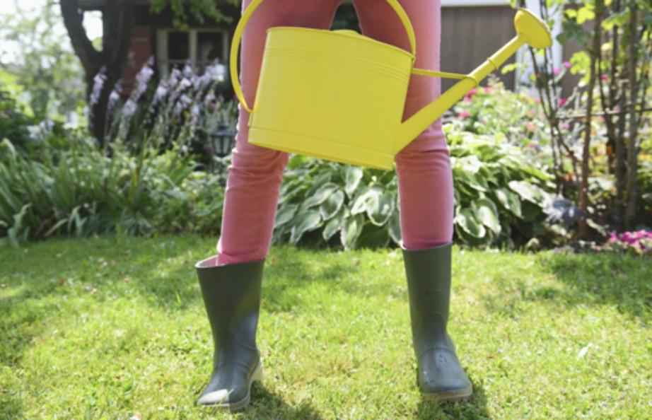 Με την κηπουρική καίτε θερμίδες και διώχνετε το άγχος