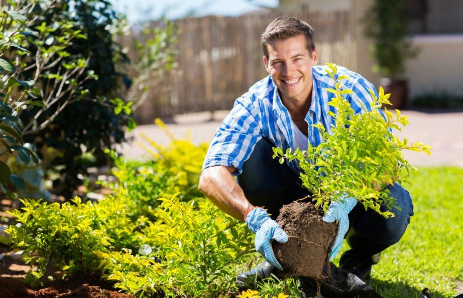 Οι άντρες που ασχολούνται με την κηπουρική έχουν καλύτερες επιδόσεις στο σεξ