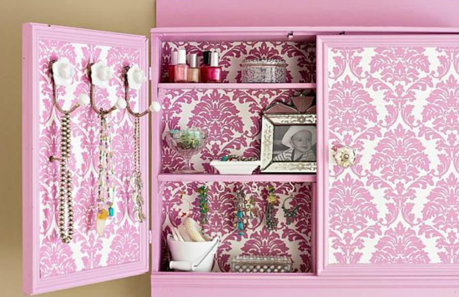 Διακοσμήστε το κουτί σας όπως θέλετε με φλοράλ σχέδια ή άλλα prints