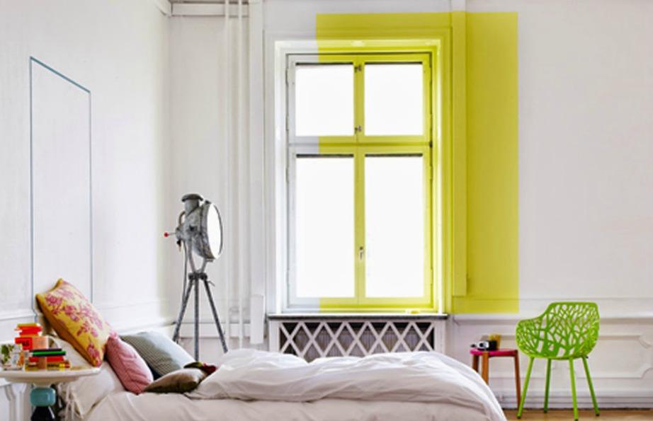 Το neon μπορεί να μπει και στους τοίχους αλλά με μέτρο