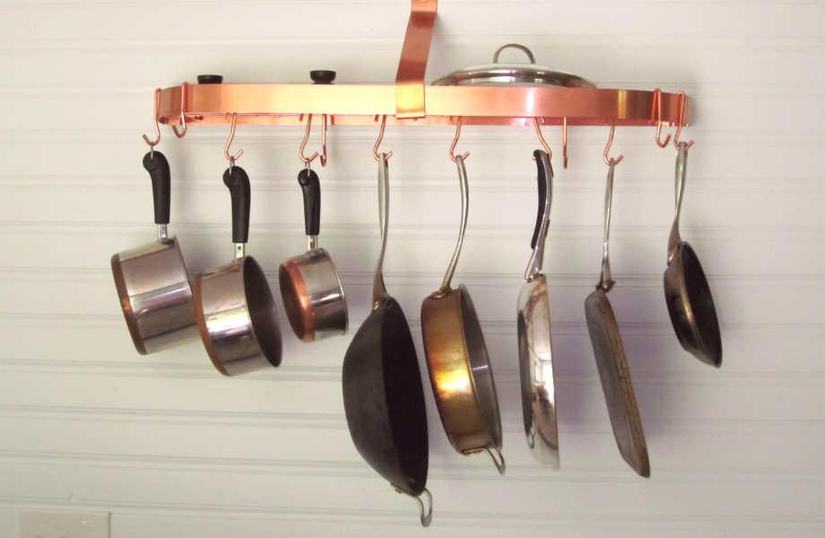 Σχέσεις μονιμότητας: αν δεν θέλετε να αλλάζετε τηγάνι κάθε τρία χρόνια, προτιμήστε ένα σκεύος από ανοξείδωτο χάλυβα.
