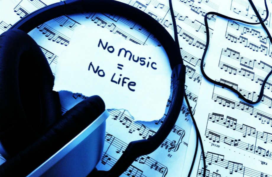 Μη βάλετε μουσική: οι ερευνητές διατείνονται ότι όταν τρώμε, δεν  πρέπει να ακούμε... νότα!