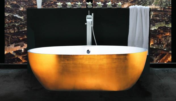 5 Τρελές Ιδέες από Μπάνια Διάσημων Ξενοδοχείων