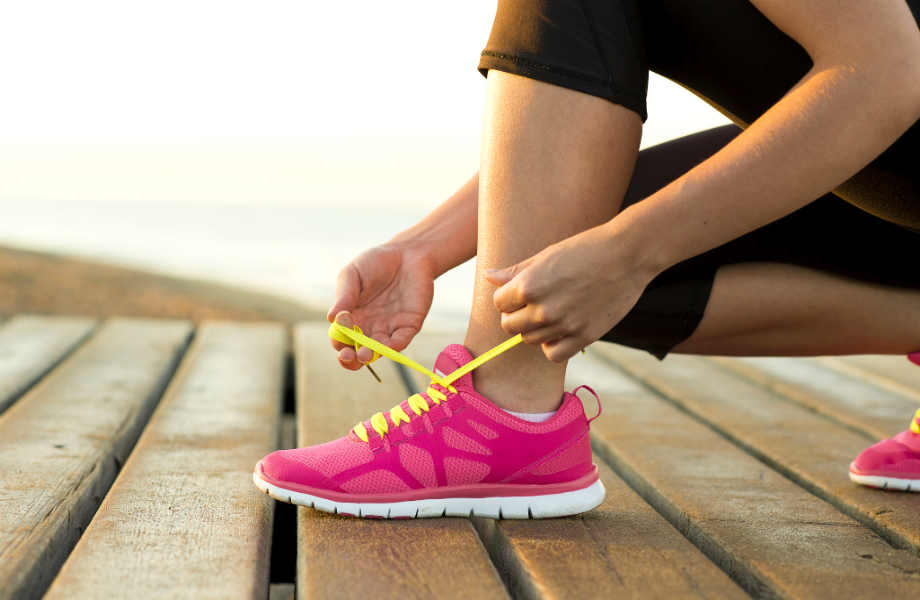 Βάλτε τα αθλητικά σας για να βάλετε φρένο στην κυτταρίτιδα!