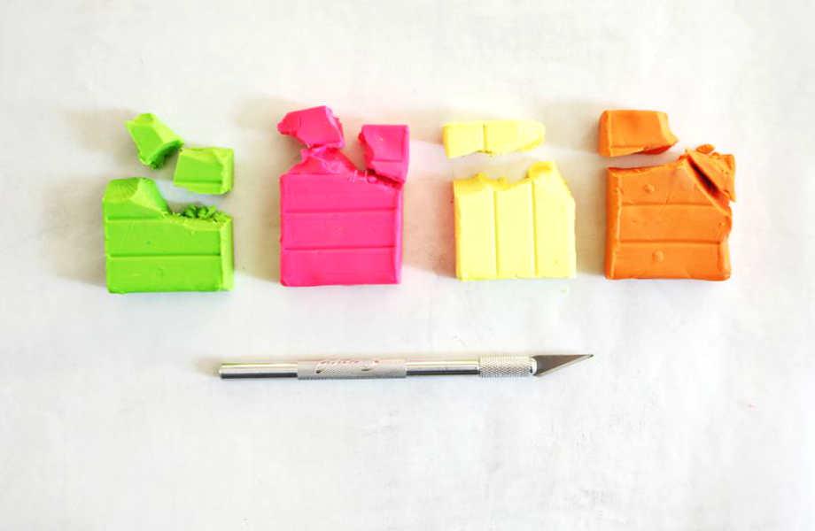 Τολμήστε να χρησιμοποιήσετε νέον χρώματα!