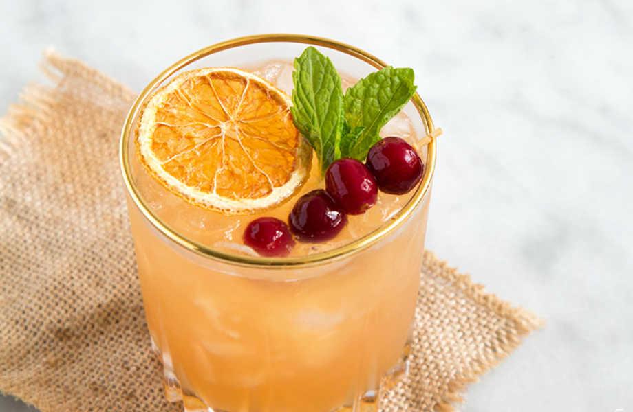 Η μυρωδιά του πορτοκαλιού θα φέρει την άνοιξη στο ποτήρι σας!
