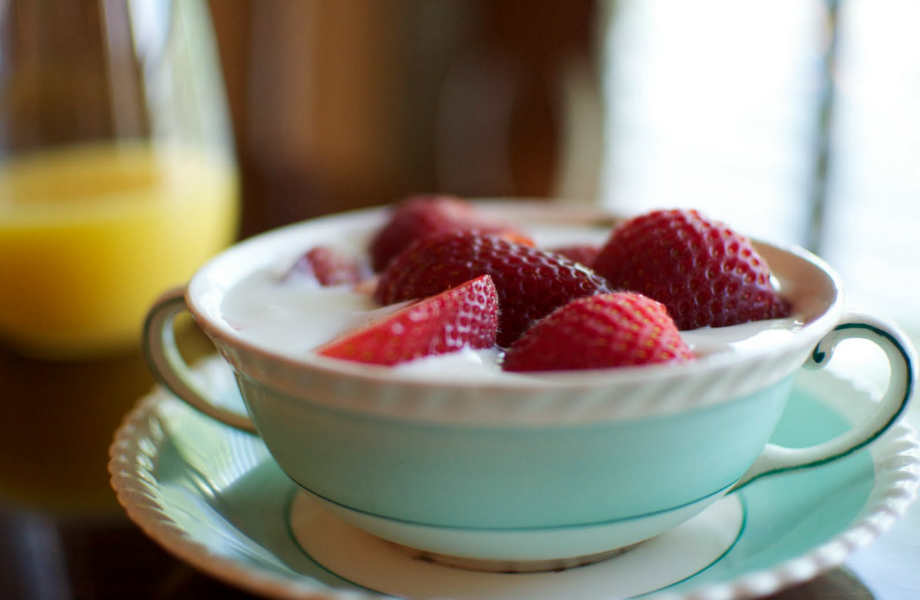 Μπορείτε να νικήσετε την κυτταρίτιδα με γιαούρτι και φράουλες; Ναι!