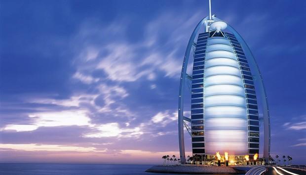 Μπείτε στο Εσωτερικό του πιο Ακριβού Ξενοδοχείου στο Dubai (VIDEO)