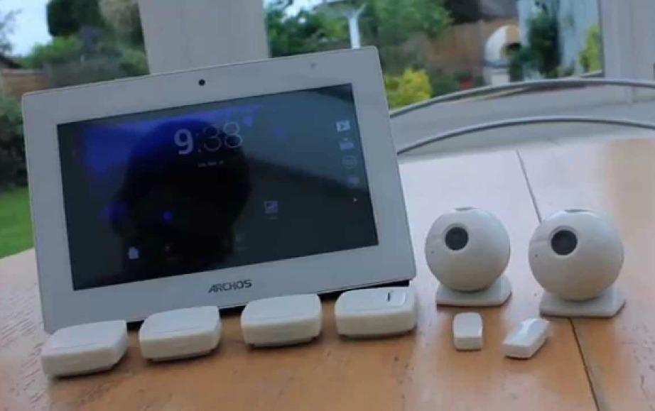 Το Archos Smart Home Tablet θα σας βοηθήσει να έχετε τα πάντα υπό έλεγχο μέσα στο σπίτι σας.