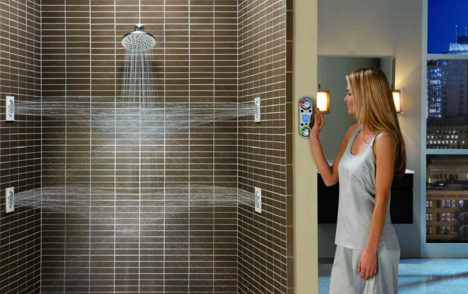 Το ioDigital θα σας βοηθήσει να ρυθμίζετε τη θερμοκρασία του νερού στο μπάνιο σας.