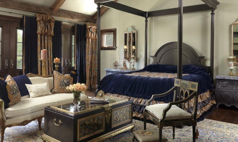 Αν θέλετε ένα γνήσιο Game of Thrones υπνοδωμάτιο πάρτε ιδέες από αυτό της εικόνας.