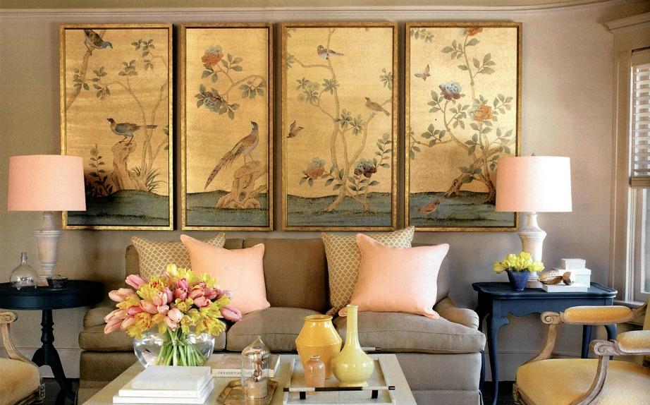Προσθέστε πίνακες με θέμα από τη ζούγκλα και την άγρια φύση.