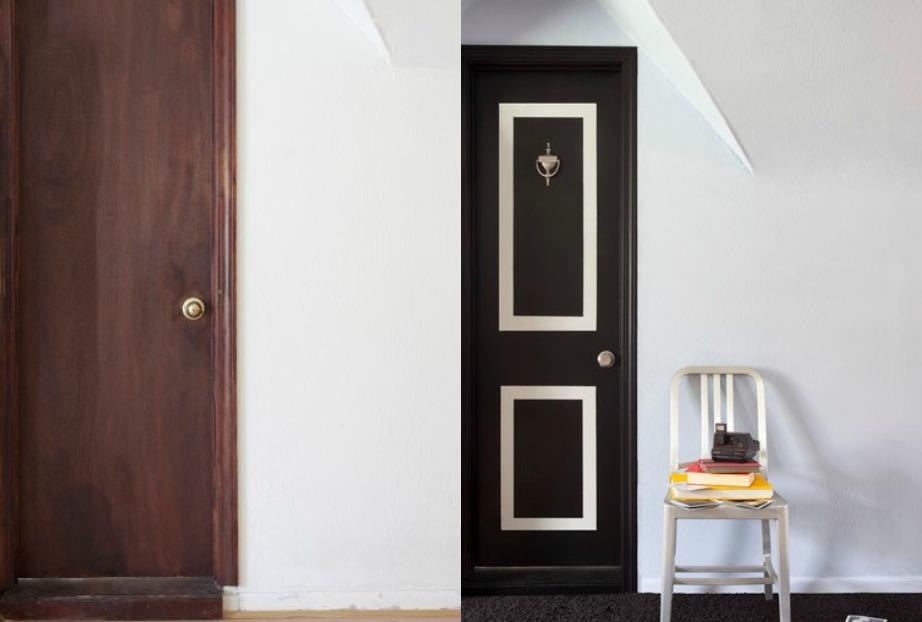 Ανανεώστε τις πόρτες σας ώστε να μην αποτελούν αντικείμενο ντροπής για εσάς.