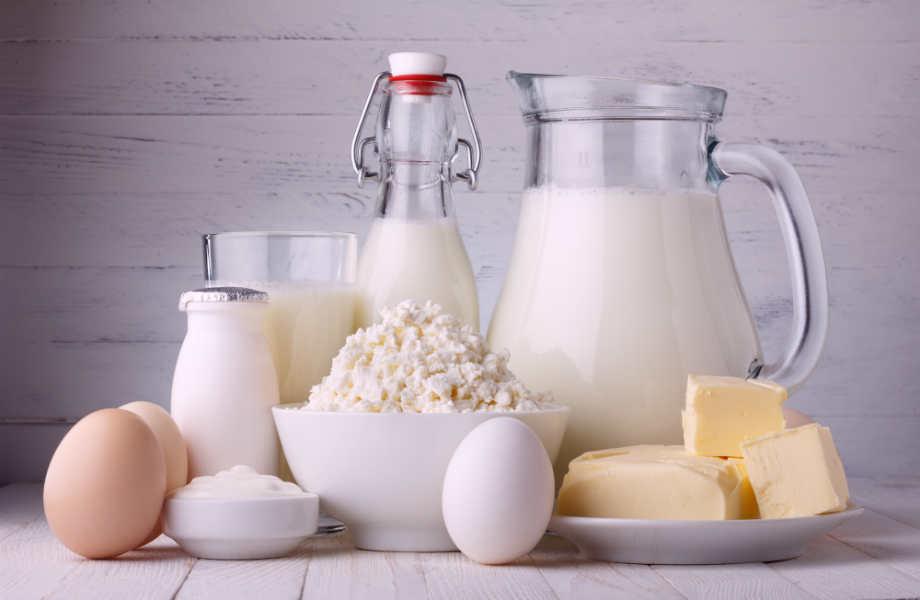 Μην πιάσετε μηδέν: επιλέξτε γάλα, γιαούρτι και τυρί με 2% λιπαρά.