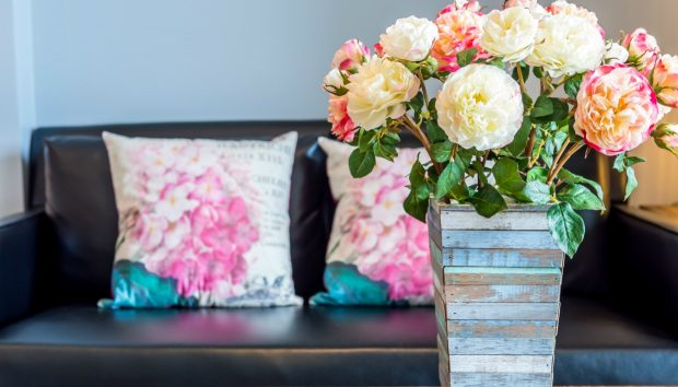 Λουλούδια: Ιδέες για να Διακοσμήσετε Τέλεια το Σπίτι σας με Αυτά!