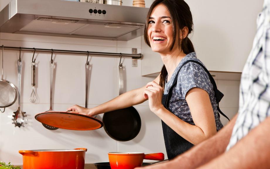 Με τη σωστή οργάνωση η μαγειρική θα γίνει παιχνίδι.