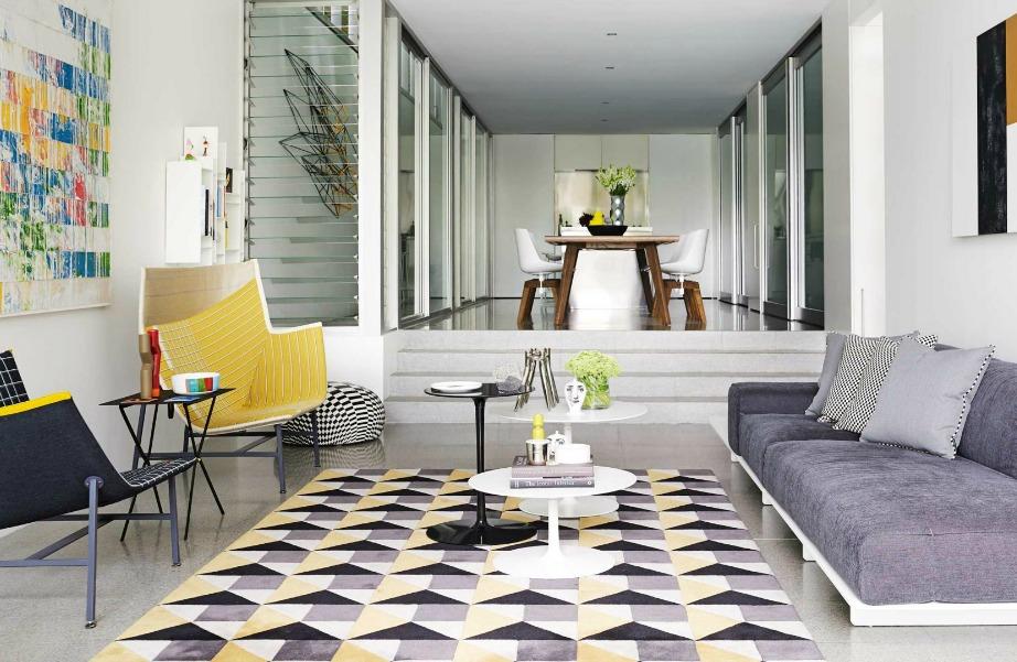 Προσθέστε χρώμα στο σπίτι σας ακόμα και αν έχετε επιλέξει μαι μίνιμαλ διακόσμηση