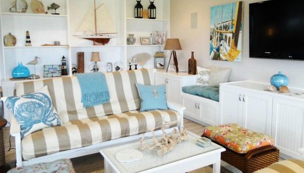9 Οικονομικοί Τρόποι για να Φέρετε το Νησί στο Καθιστικό σας!